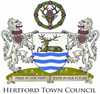 Hertford town council crest